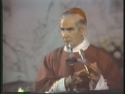 The Meaning Of The Mass - Bishop Sheen