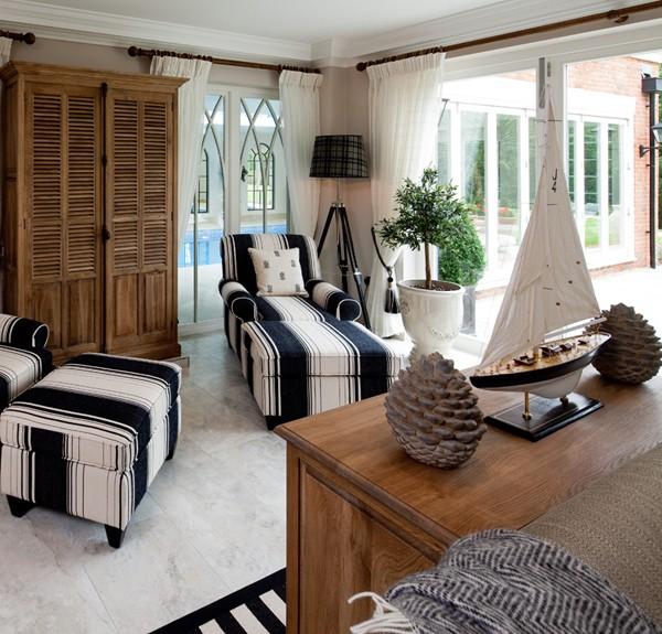 Nautical Decor Part - 25: Nautical Decor Home Interior Design