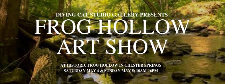 Frog Hollow Art Show