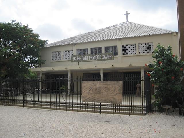 Iglesia de San Francisco Javier, Fadiouth (Senegal)
