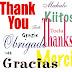 Terima Kasih semua