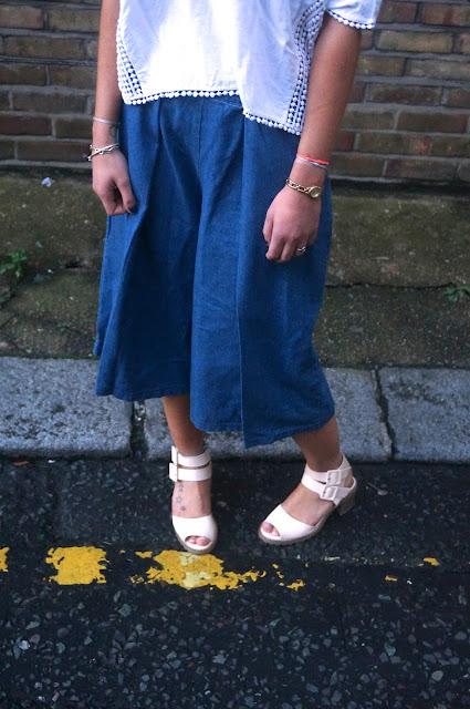 chloeschlothes - Pantalon Culotte zoom