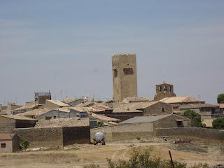 Torre de Layana (Zaragoza)