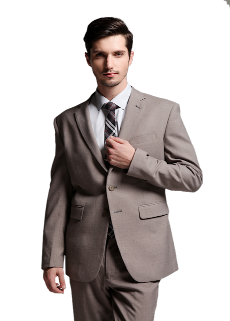 Tan Suit,bespoke suit