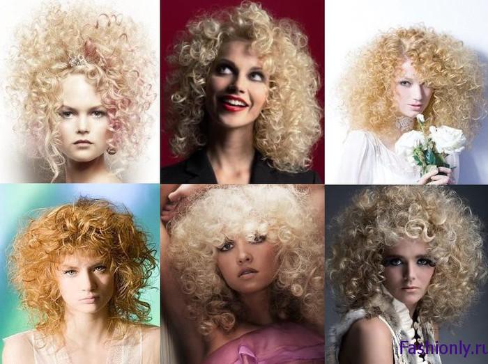 Как сделать волосы волнистыми и пышными