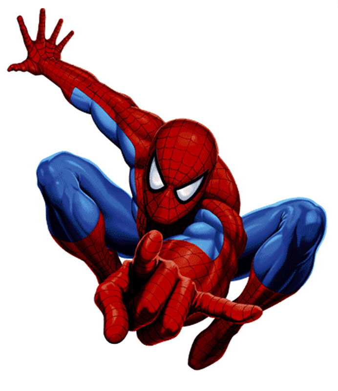 Imprimir Dibujos: Dibujos del Hombre Araña (Spiderman ...