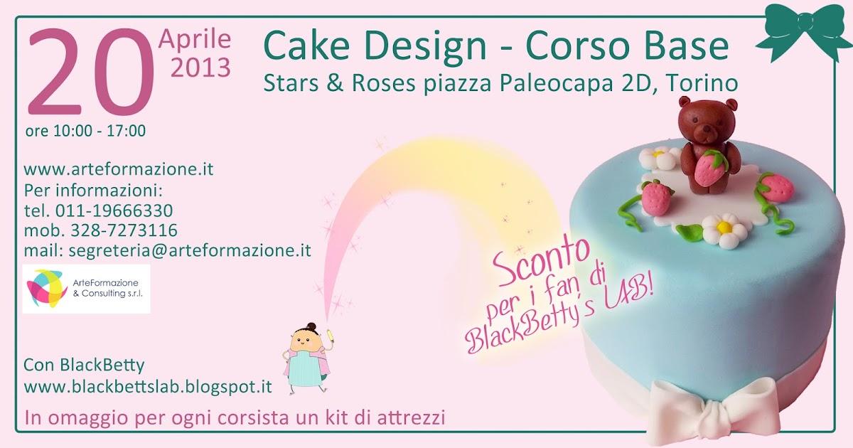 Corso Cake Design Torino