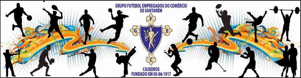 Grupo de Futebol dos Empregados do Comércio - Caixeiros desde 1917