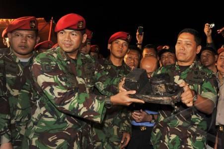 Foto - foto Black Box Sukhoi Superjet 100 Gunung Salak5
