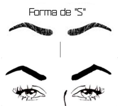 Cosmeticos d f cejas conoce las distintas formas para for Cejas para cara ovalada