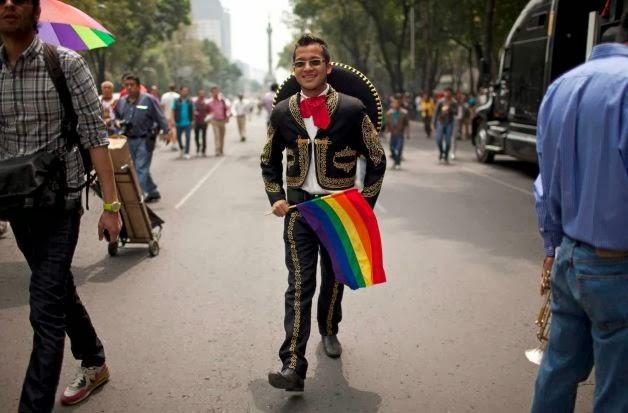 real military gay man