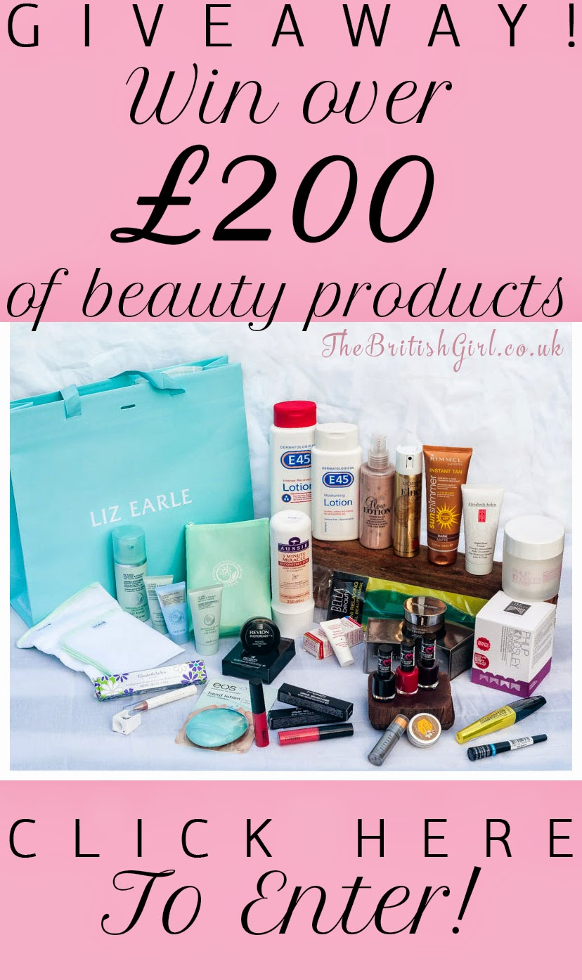 The Ultimate Autumn Beauty Giveaway! Win Over £200 Of Products