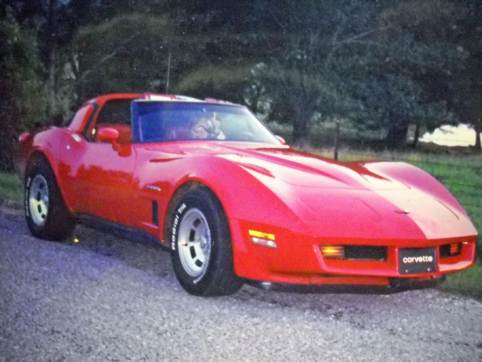 Badass Rides 1982 Corvette