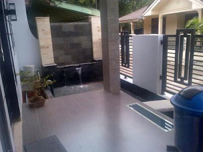 inspirasi rumah minimalis: merancang lantai dengan kayu