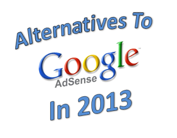 Alternative to google adsense