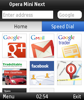 Download Opera Mini for Java 7.0 Gratis