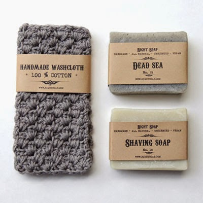 Ma Bicyclette: Buy Handmade | Christmas Gift Guide For Him - Men's Grooming Gift Set