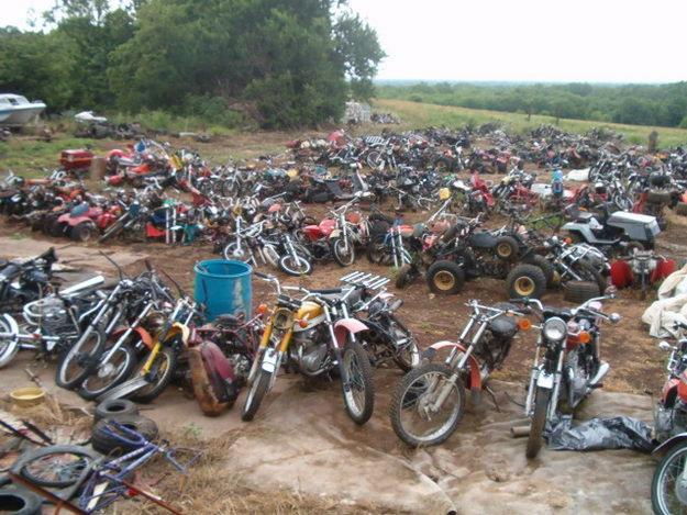 homebrew 39 s garage motorcycle junkyard