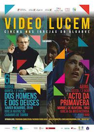 Próximas Sessões - VIDEO LUCEM // cinema nas igrejas