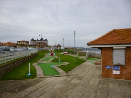 Arnold Palmer Miniature Golf Course in Whitby