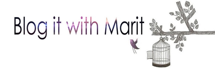 Blog it with Marit.