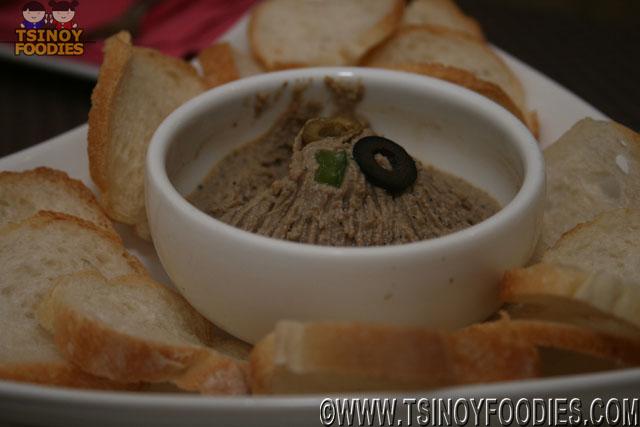 liverwurst pate