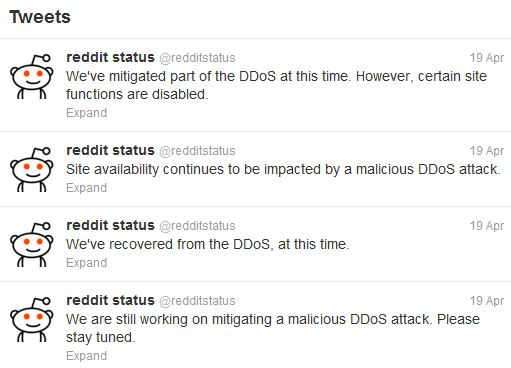 Frontline Sentinel: Review of the Reddit DDoS Attack