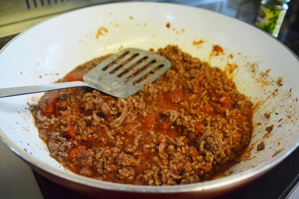 Stuffed peppers sauce