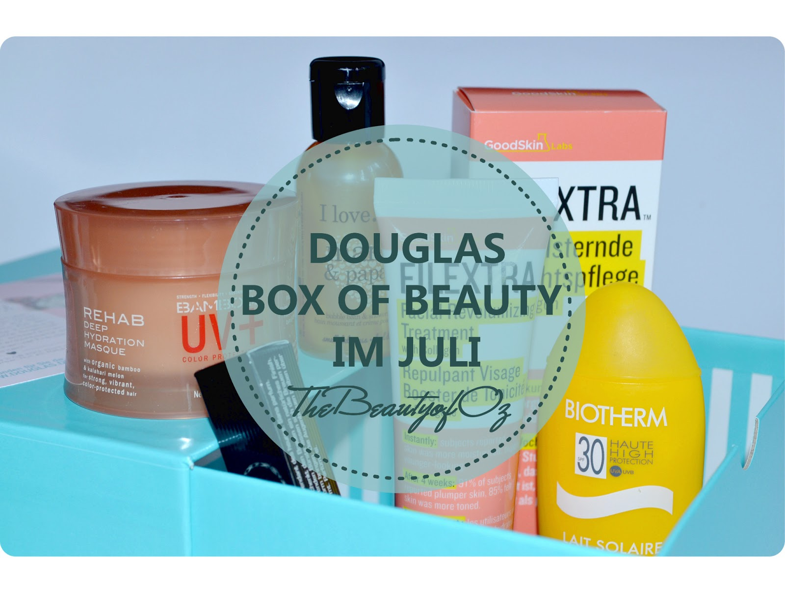 Douglas Box of Beauty im Juli