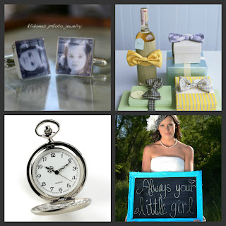 Wedding Gift Ideas For Brides Father : Here are some ideas for wedding gifts for the Father of theBride.