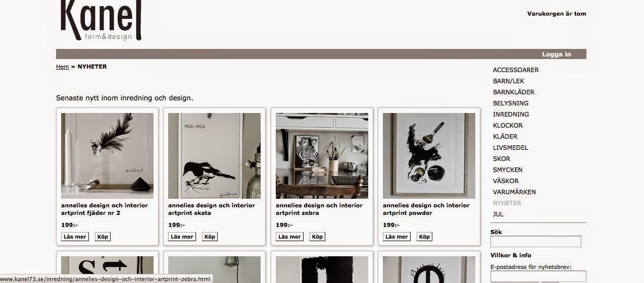 konsttryck, kanel form och design, webbutik, återförsäljare, tavlor, tavla, konst, artprint, poster, svart och vitt, svartvita,