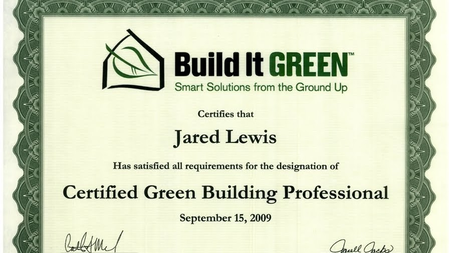Green Business Certification Inc. - Green Building Certification