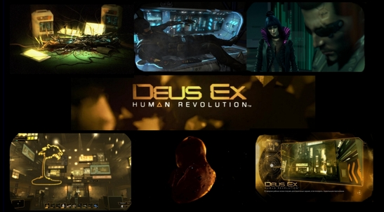 Обзор киберпанк игры Deus Ex Human Revolution
