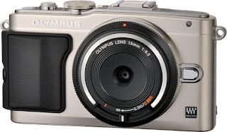 La Olympus E-PL5 con il Body Cup 15mm F:8.0