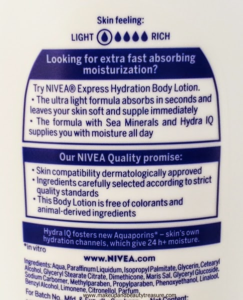 Nivea-Body-Lotion-Review