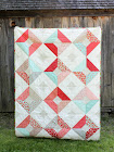 Top Post: Double-Sided Diamond Quilt