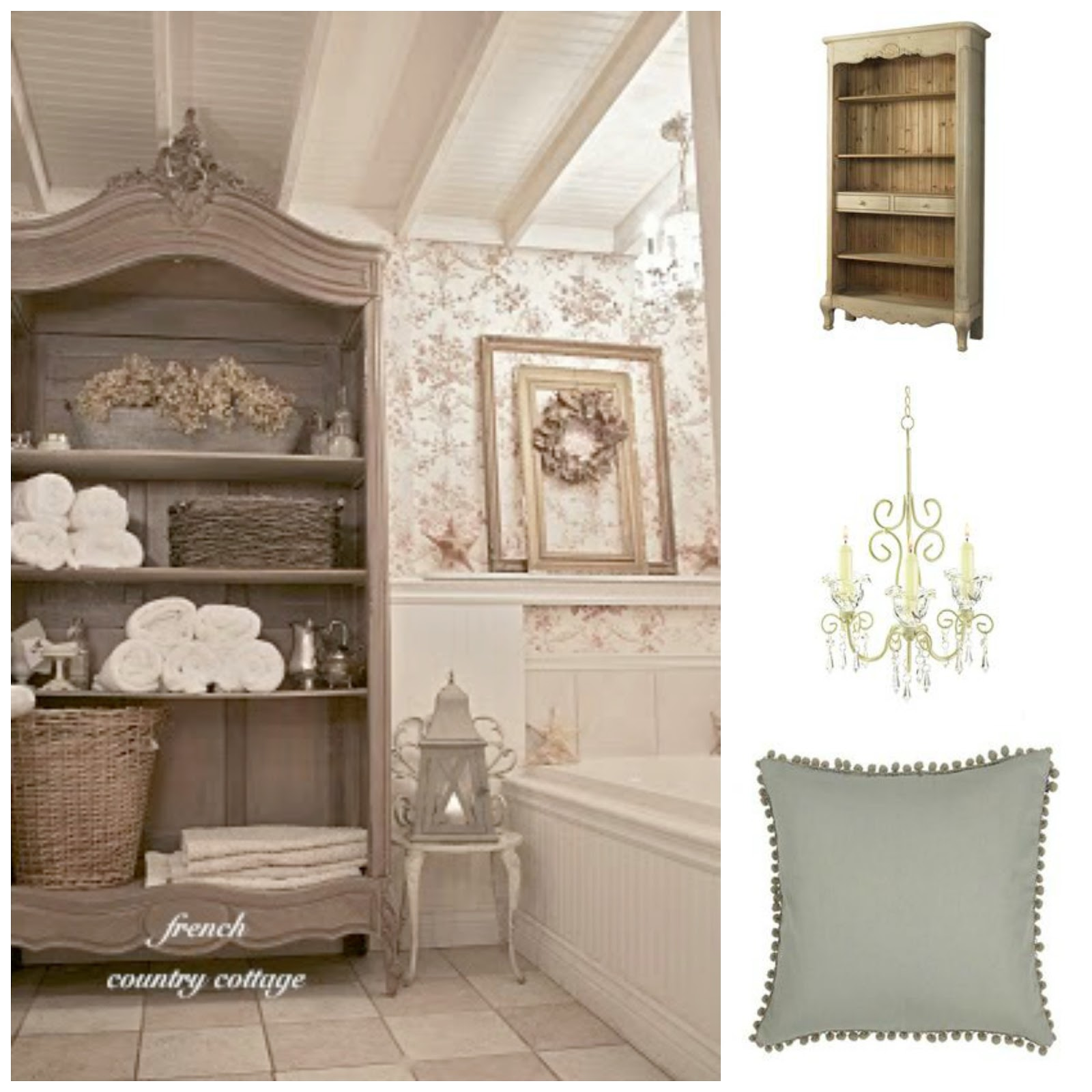 French Country Cottage Feature: French Country Cottage Joss & Main Curated Collection