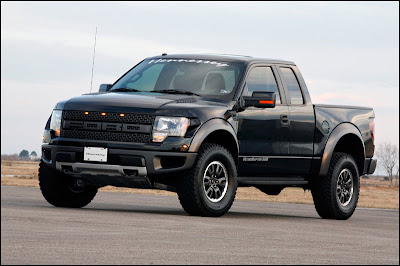 hennessey ford f150 raptor