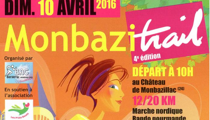 Inscriptions Monbazitrail 2016