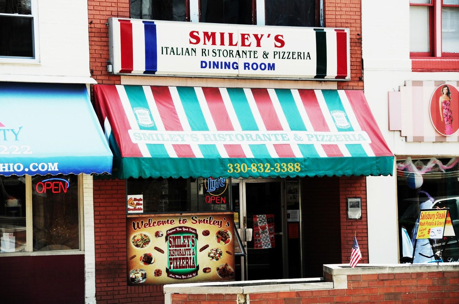 smiley 39 s ristorante massillon ohio review discovering stark county ohio. Black Bedroom Furniture Sets. Home Design Ideas