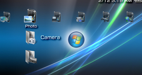 Psp Wallpapers And Themes Free Download Free PSP Theme: PC OS ...