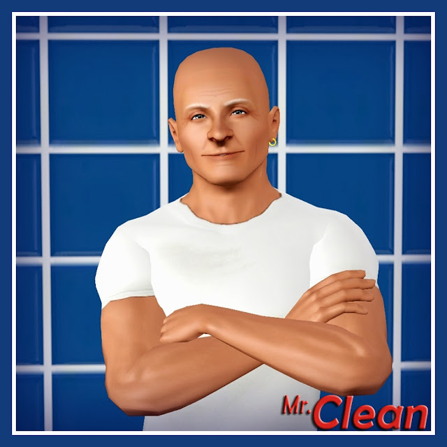 Mr. Clean - Covershot