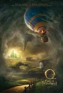 Oz: The Great and Powerful (2013 &#8211; James Franco, Michelle Williams and Rachel Weisz)
