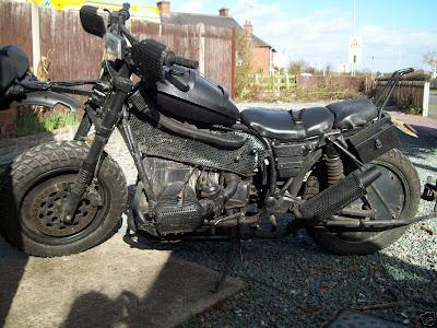 Rat Motorcycle
