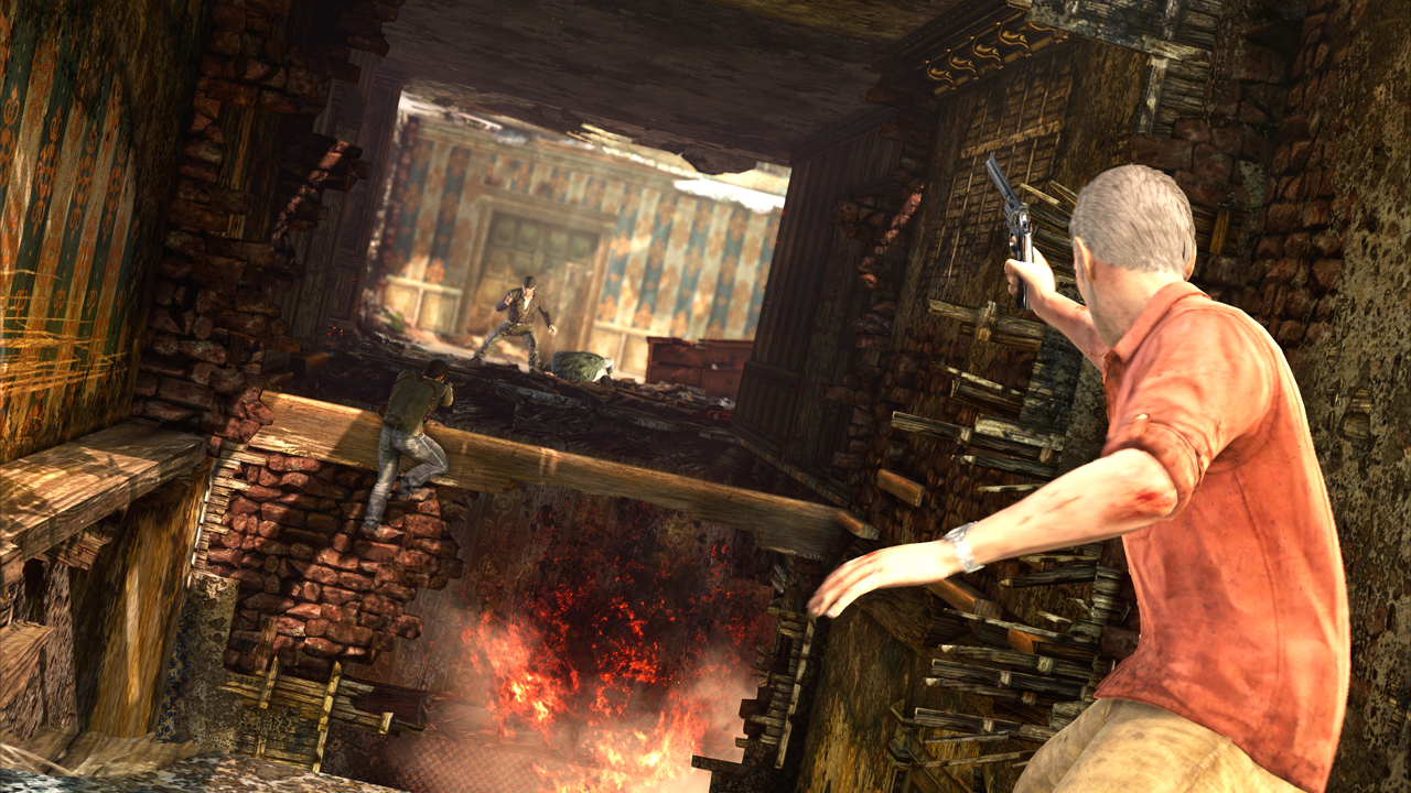 games24hours: Uncharted 3: Drake's Deception