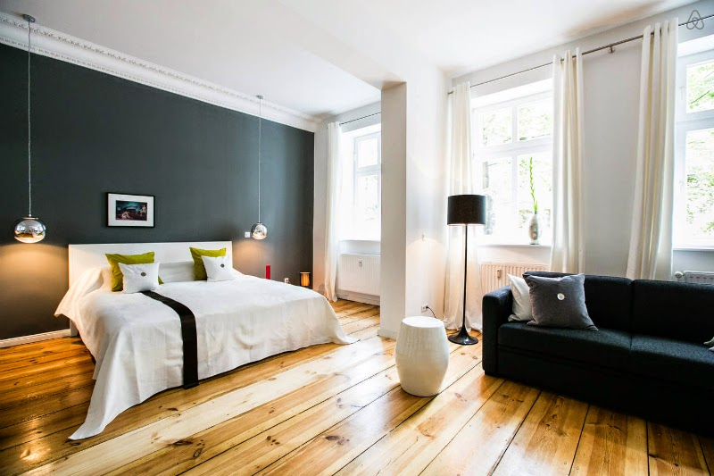 Luxury apartment in Mitte Berlin with Airbnb