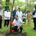Risma dan PT PLN Lakukan Aksi Tanam Batang Pohon