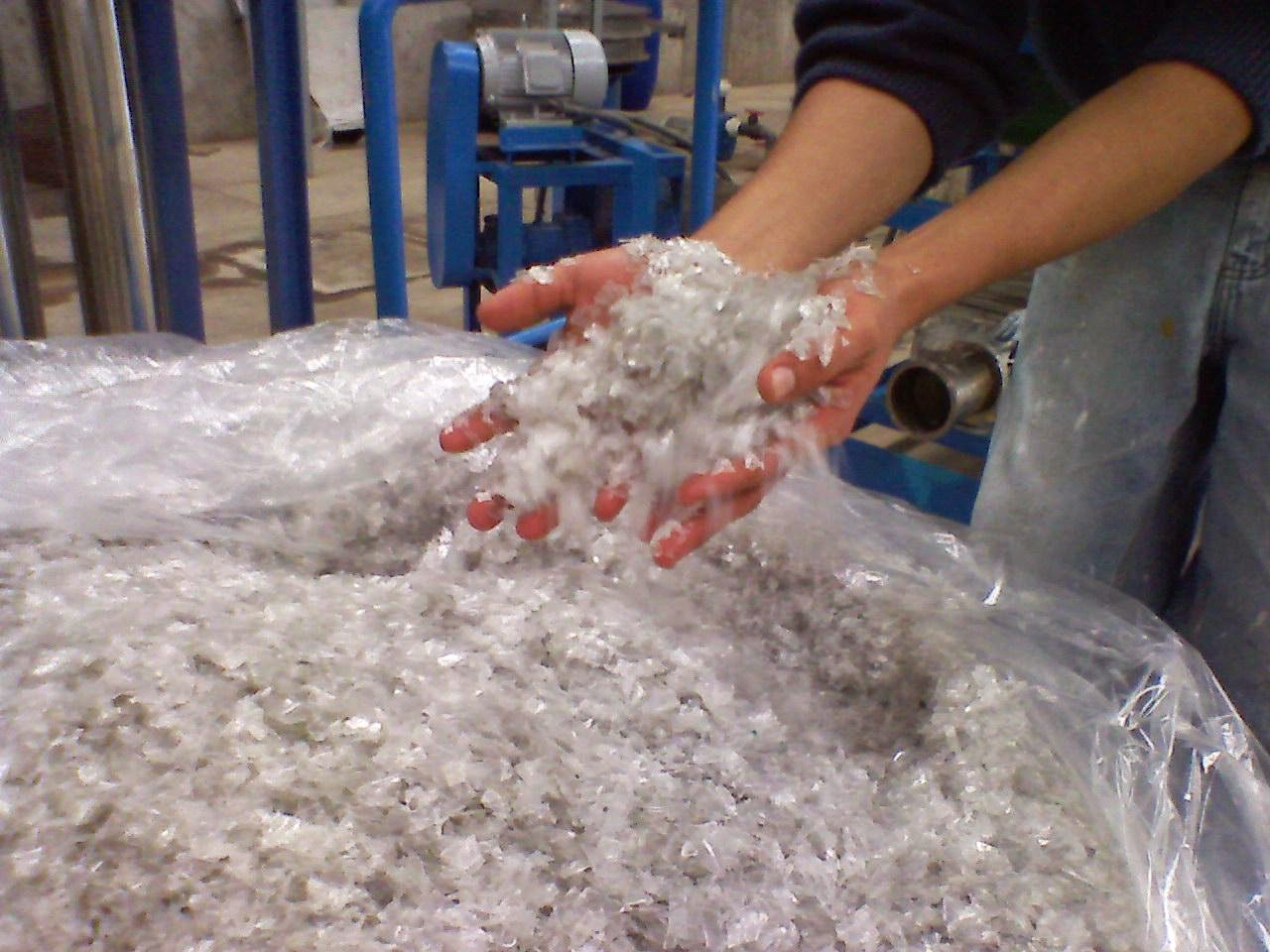 Rotogal proceso de reciclado de pl sticos - Maquina de reciclaje de plastico ...
