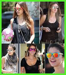 verão 2013, óculos espelhados