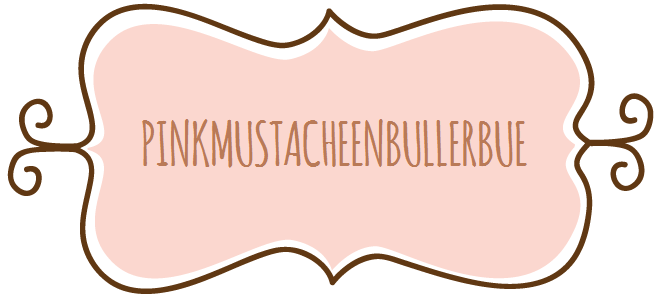 Pinkmustacheenbullerbue